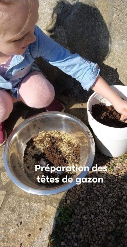 AMBRE GRAINES PREP TET